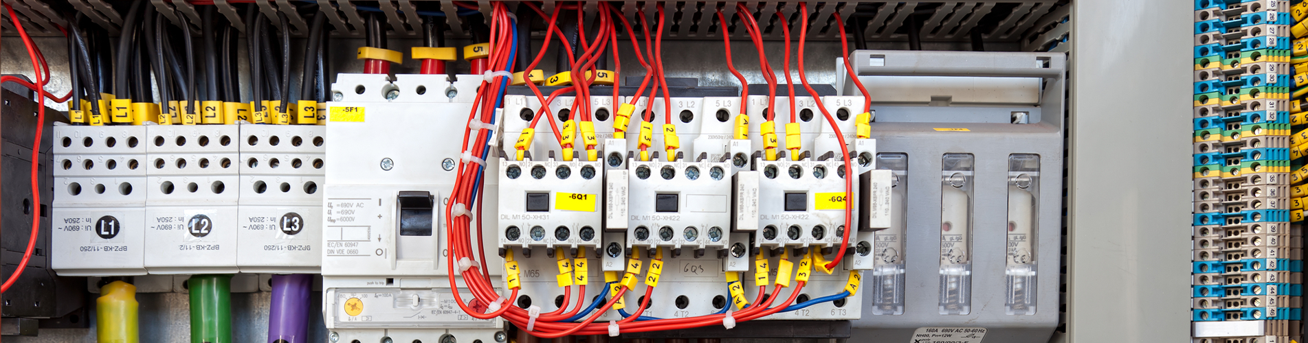 Commercial Electrical Control Panel